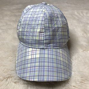 Lululemon Men's Plaid Ball Cap Size L/XL